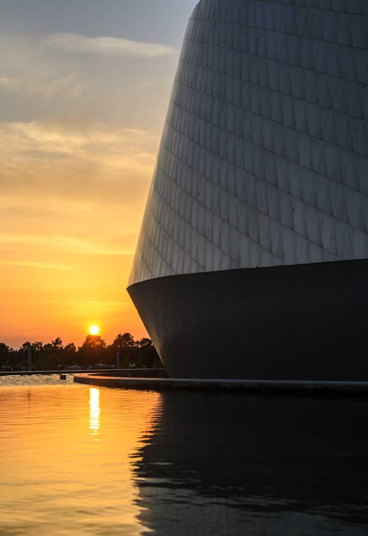Der Blaue Planet - Architekt Kim Herford Nielsen - Reportage im Auftrag von Novarc Images