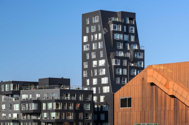 Modernes Apartmenthaus in Kopenhagen - Reportage im Auftrag von Novarc Images