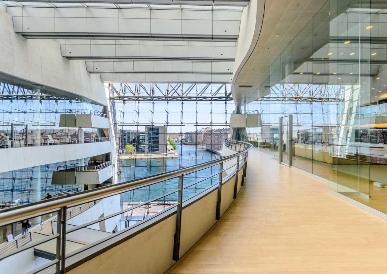 Den Sorte Diamant - Architektenbüro Schmidt, Hammer & Lassen - Reportage im Auftrag von Novarc Images
