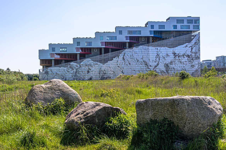 The Mountain - Architekturbüro Bjarke Ingels Group - Reportage im Auftrag von Novarc Images