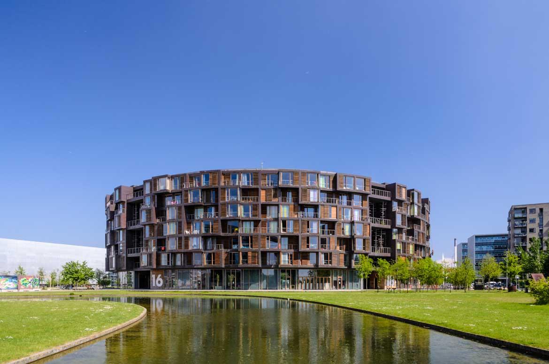 Tietgenkollegiet - Architekten Lundgaard & Tranberg - Reportage im Auftrag von Novarc Images