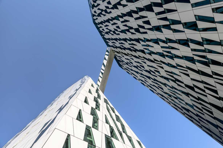 Bella Sky Hotel - Architekturbüro 3XN - Reportage im Auftrag von Novarc Images