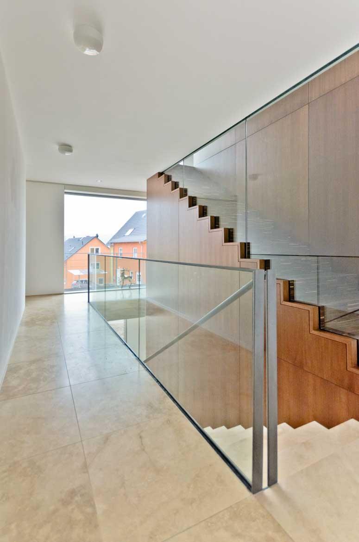 Modernes Wohnhaus für Bizer Architekten
