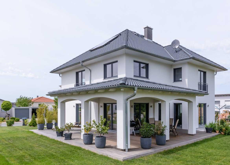 Einfamilienhaus für Rensch Haus GmbH