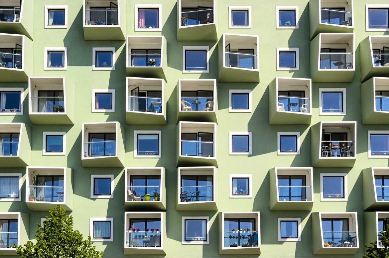 Ørestad Plejecenter - Architekturbüro JJW - Reportage im Auftrag von Novarc Images