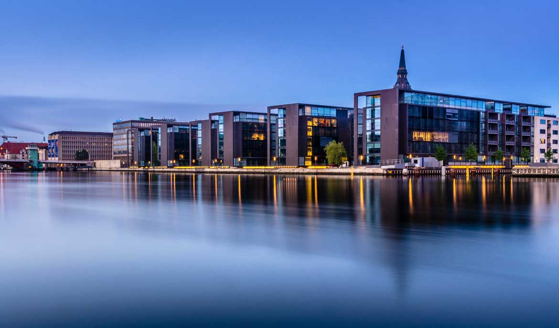 Nordea Bank Hauptquartier - Reportage im Auftrag von Novarc Images