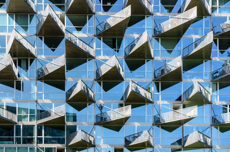 VM Häuser - Architekturbüro Bjarke Ingels Group - Reportage im Auftrag von Novarc Images