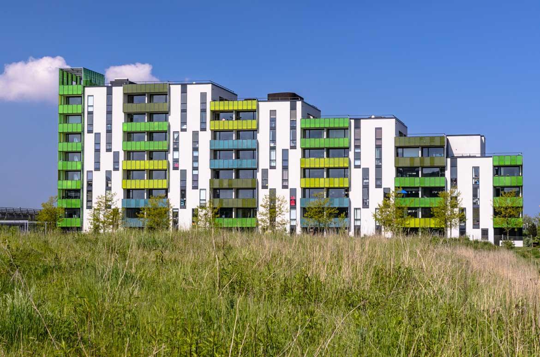 Bella House - Architekturbüro Schmidt Hammer Lassen - Reportage im Auftrag von Novarc Images