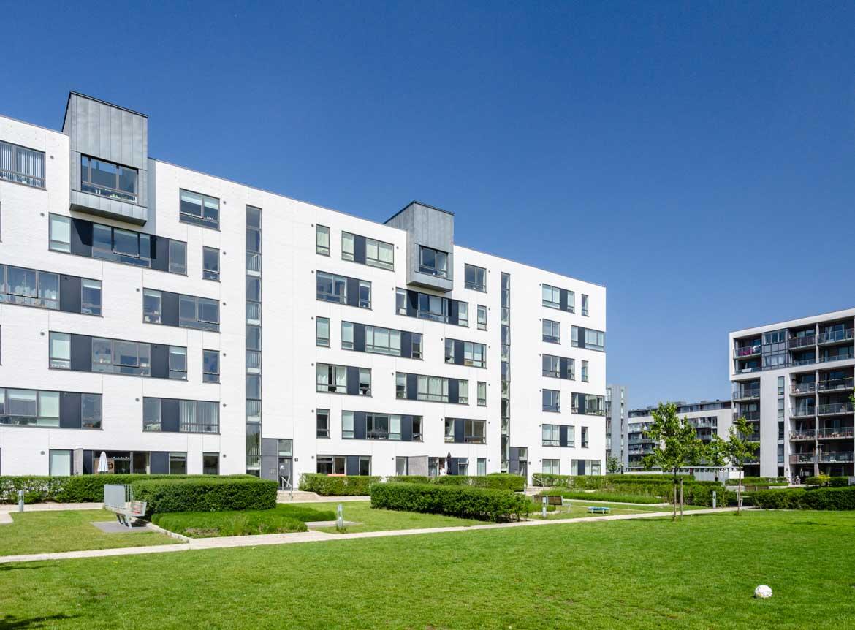 Moderne Appartementhäuser - Reportage im Auftrag von Novarc Images