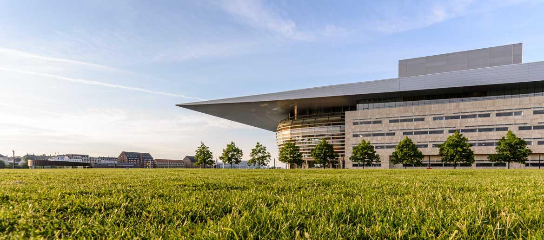 Königliche Oper - Architekt Henning Larsen - Reportage im Auftrag von Novarc Images