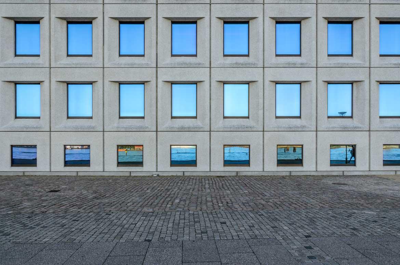 Maersk Hauptquartier - Reportage im Auftrag von Novarc Images
